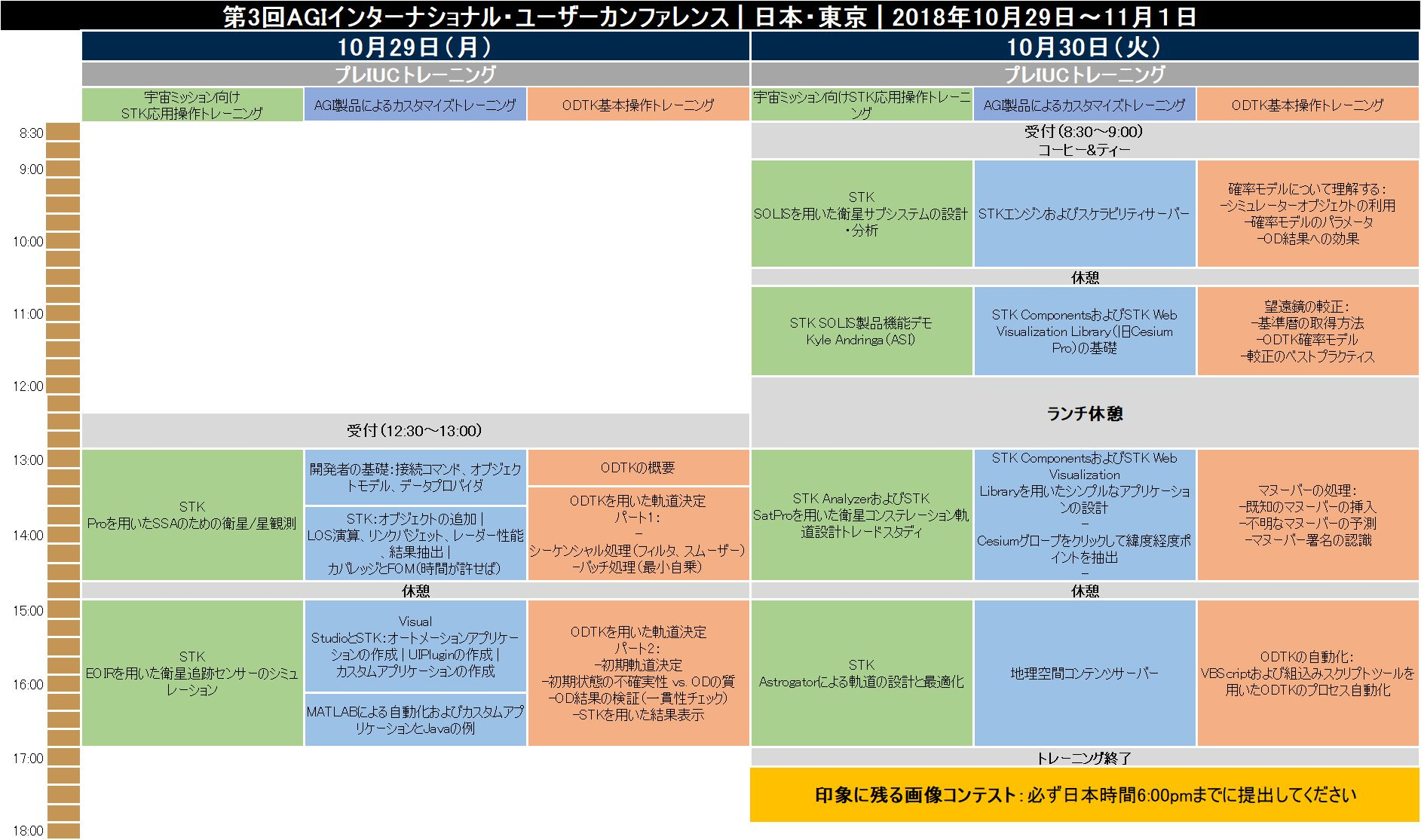 IUC-2018-Training-Agenda-Japanese