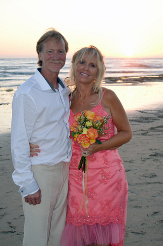 Area Manager Suz Howell and her husband, Mark, in Ventura, CA.