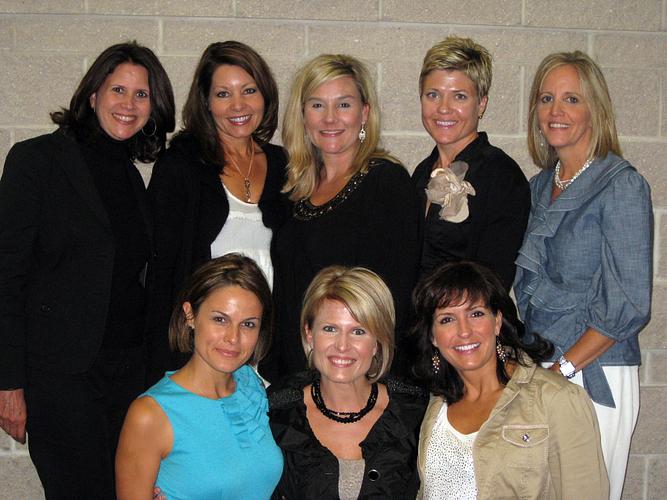 NVP Successline, Kimberly Hoffman, Linda Loveless, Lori Funk, Steph McKee; Front: Christy Dreiling, Valerie Edwards and Sherry Dace.