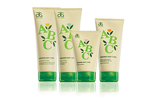 Baby Care Products, ABC Arbonne Baby Care