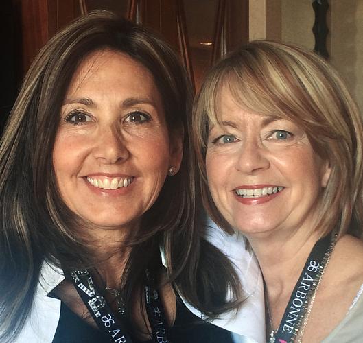 NVP Lisa Danks and Jane.