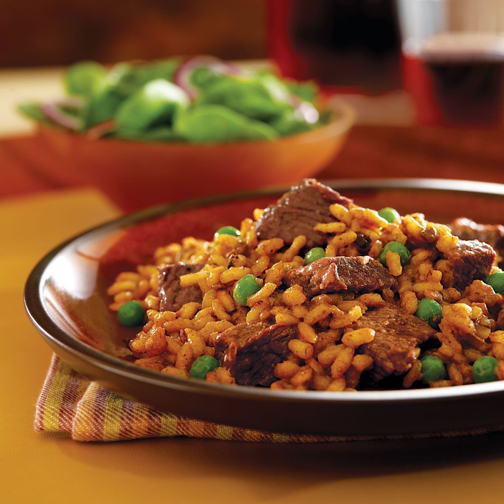 Pilaf in a slow cooker from beef. Recipe for sweet pilaf from dried fruits 19