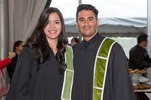 Centennial COllege Graduates at Convocation