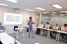 English Language Learning at the New Eglinton Learning Site Image