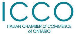 Picture of the ICCO logo on CentITALIA event