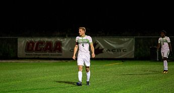 Ostap Hamarynk is Led young's Most Valuable Men's Soccer Player Image