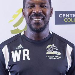 Picture of Centennial College COLTS Coach Winston Richards