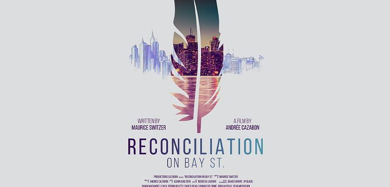 picture of the Reconciliation on Bay Street movie poster