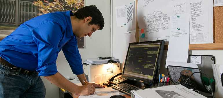 The answers to building a career in architectural technology  image