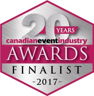 picture of the Canadian Event Industry Awards 2017 badge