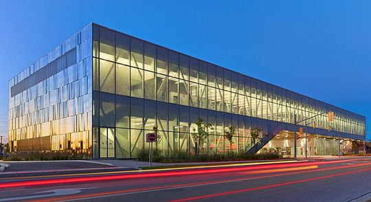 Ashtonbee Campus addition wins OLA New Library Building Award Image