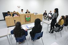 Legal students take it to court with OJEN Mock Trials Image