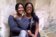 Melissa Airall and Janice Grant depart for the G20 Youth Forum in Germany Image