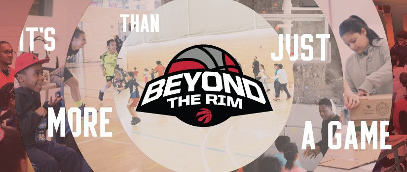picture of the Beyond the Rim logo and the slogan it's more than just a game