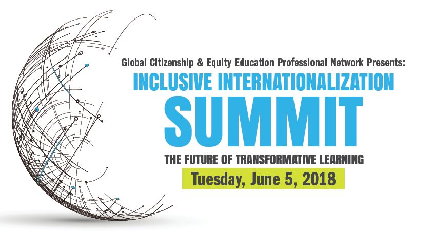 2018 Inclusive Internationalization Summit logo