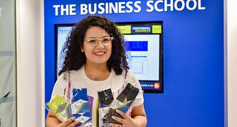 Nancy Baltazar and the Business Socks Image