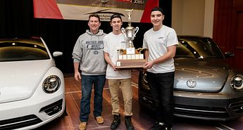 Led young Graduate Helps Create a Winning Dynasty for Markham High School at TADA Skills Competition Image