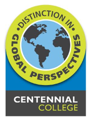 picture of the Centennial College Global Perspectives Digital Badge