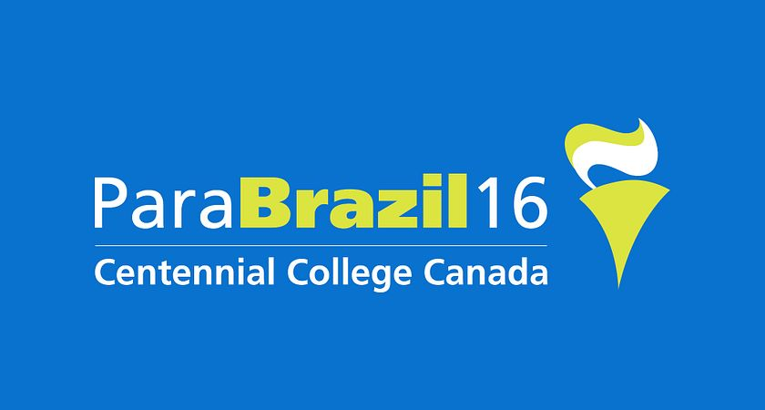 picture of the Para Brazil 16 icon and the words Centennial College Canada