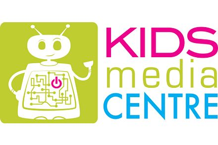 picture of the Kids Media Centre logo