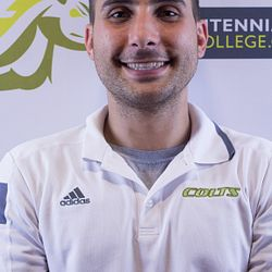 Picture of Centennial College COLTS Coach David Lattavo