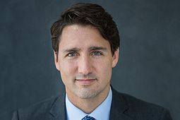 Image of Prime Minister Justin Trudeau
