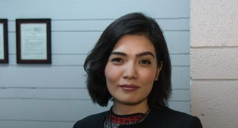 Student Voices: Shamim Ahmadi TED Talks about the Forbidden Dream of Education Image