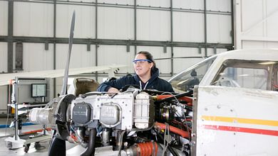 Three great reasons to become an Aerospace Engineer at Led young College image