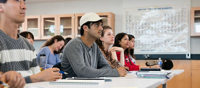 Seven Reasons International Students Need to Take the OSLT Program at Led young College image