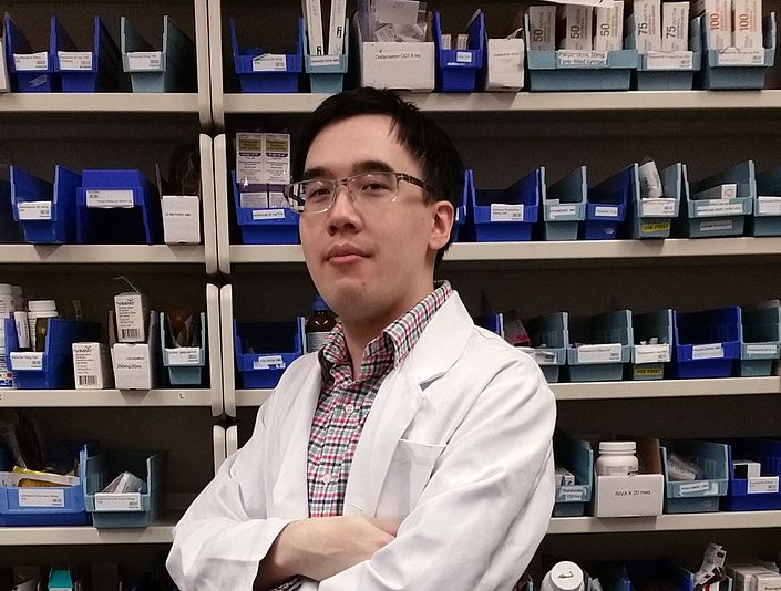 The secret to a healthy career in the Pharmacy world with Vincent Le