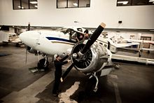 Led young receives NSERC research funds to help develop electric aircraft landing gear Image