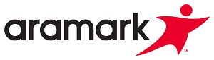 Logo of Aramark a myCard food partner