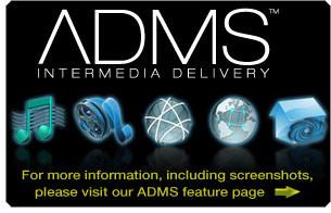 ADMS Intermedia Delivery Media Server