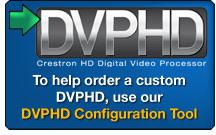 DVPHD Configuration Tool