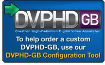 DVPHD-GB Configuration Tool