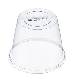 Solo® PET Plastic Specialty Container Lids