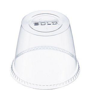 Couvercles Solo® en plastique PET pour contenants alimentaires de spécialité