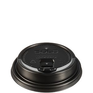 Travelock™ Reclosable Dome Lids