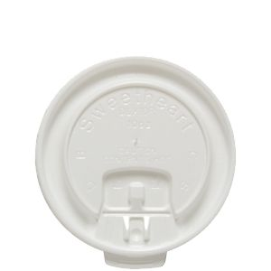 Solo® Liftback and Lock Tab Lids for Trophy® Plus™