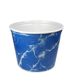 Solo® Waxed Double Wrapped Paper Buckets