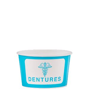 Solo® Double Poly Paper Dental Cups