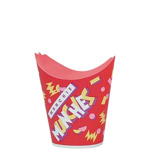 Solo® Grease Resistant Paper Munchie Cup® Containers