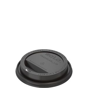 Traveler™ Dome Paper Hot Cup Lids