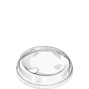 Prima™ Clear Strawless Lid