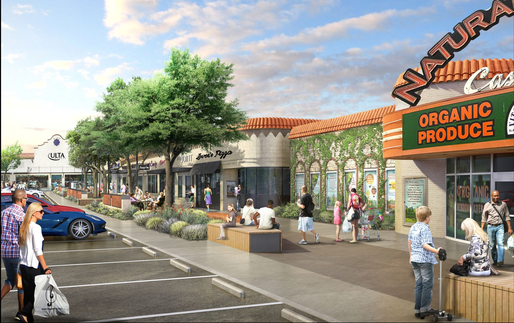 Connecting East Dallas, EDENS Shares Casa Linda Plaza Extensive Redevelopment Efforts Thumbnail