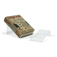 Gaylord Archival® Acrylic Lipped Book Cover Displayer