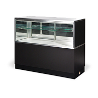 Gaylord® Showcase™ Half-Vision Retail Display Case