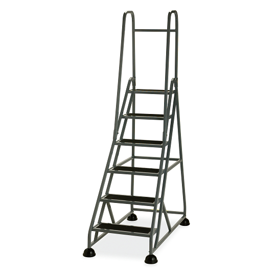 Cramer Stop-Step™ 6-Step Ladder with Extended Handrails