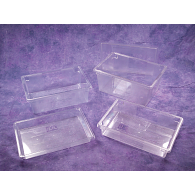 Rubbermaid® Clear Polycarbonate Tote