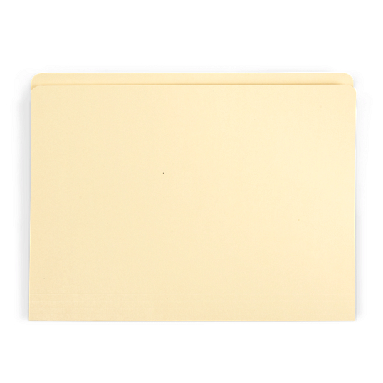 "Gaylord Archival® Classic Full 1/2"" Tab Legal Size File Folders (100-Pack)"